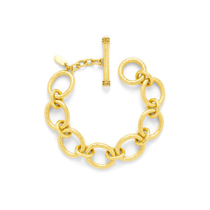 Catalina Small Link gold bracelet