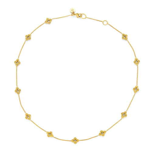 Florence Demi Delicate Necklace