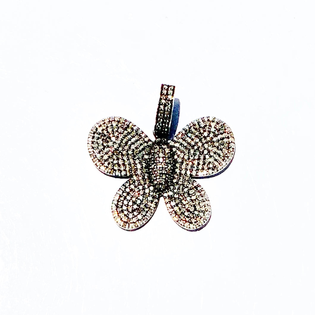 Large Diamond Butterfly Enhancer