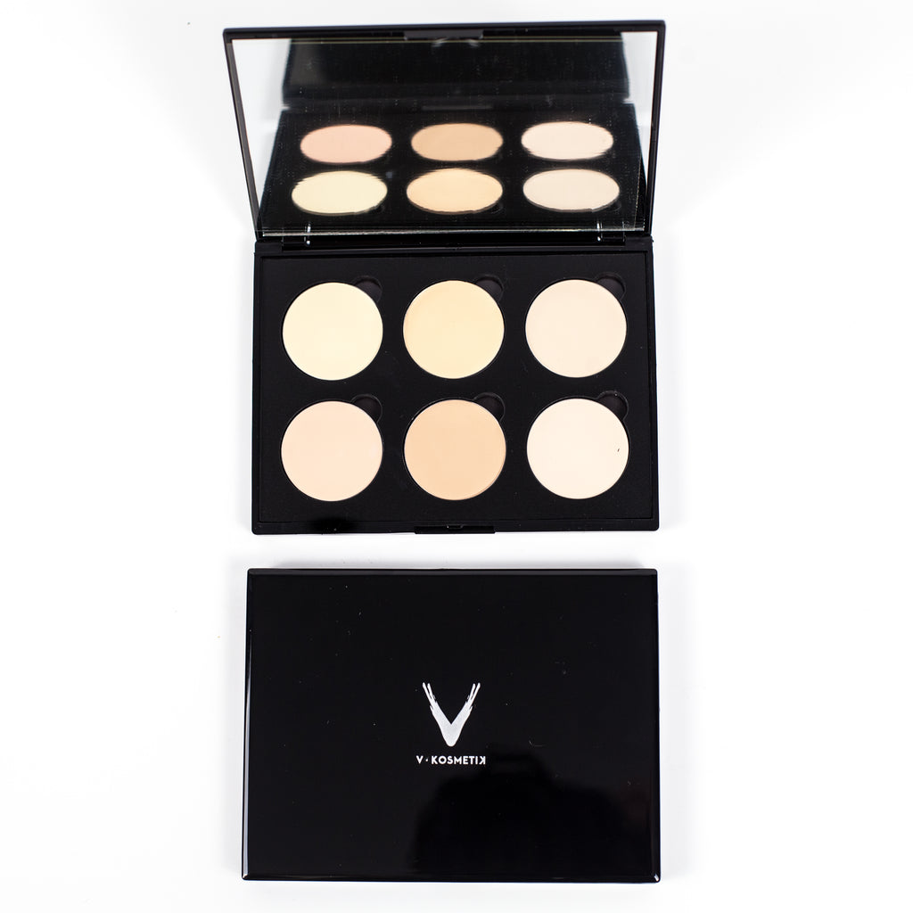 COLOR CORRECTOR PALLETTE LIGHT