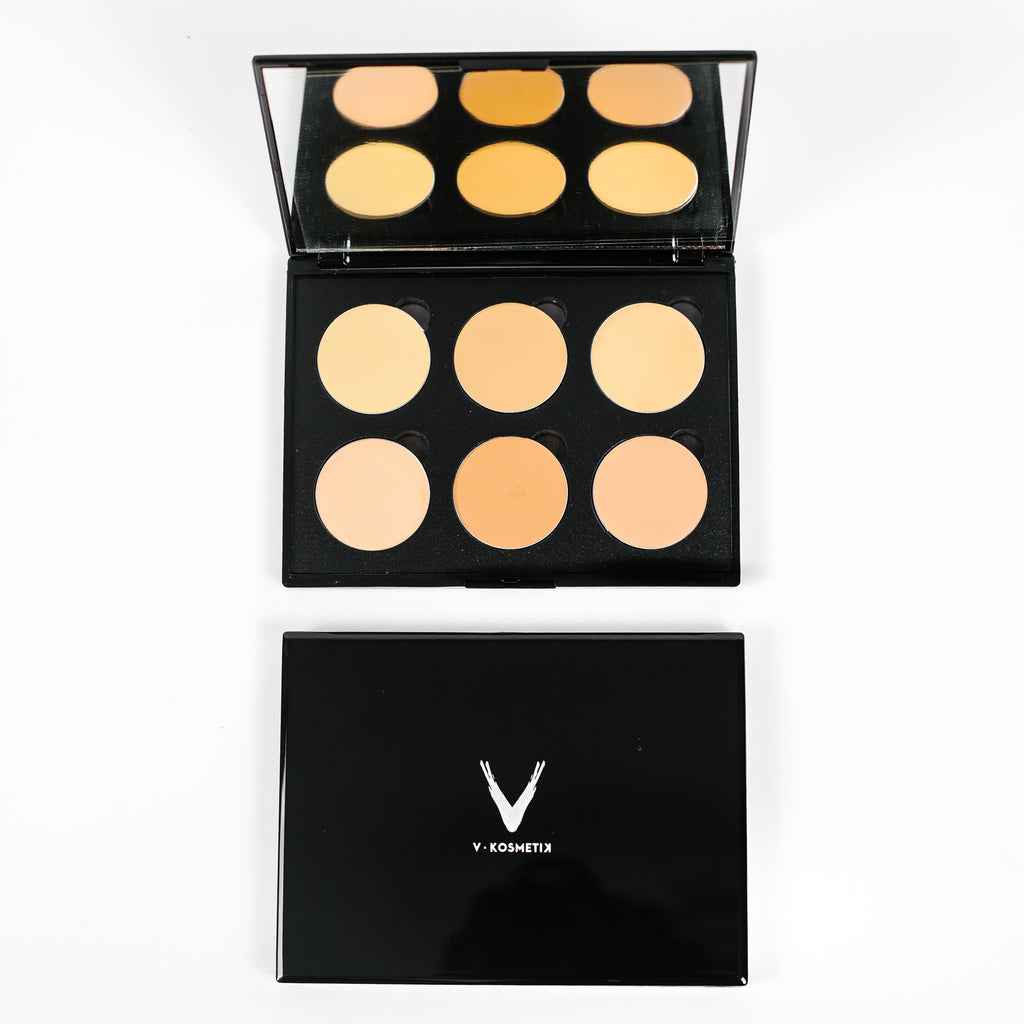 COLOR CORRECTOR PALLETTE MEDIUM