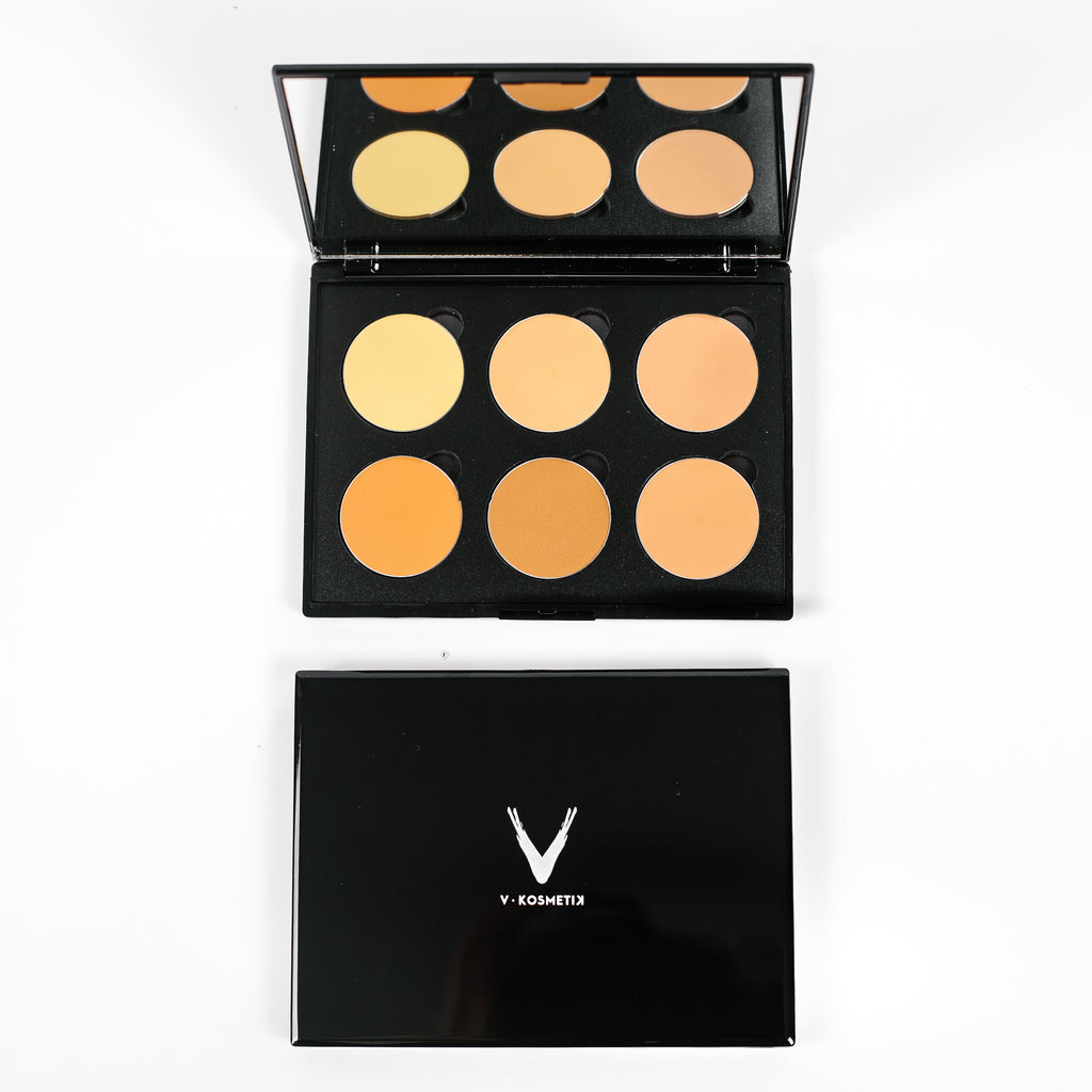 COLOR CORRECTOR PALLETTE MEDIUM DEEP