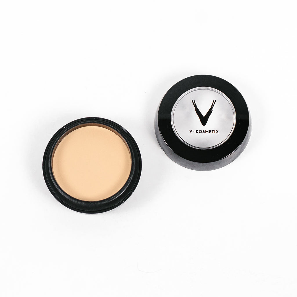 Full Coverage Cream Concealer- C25 WARM YELLOW
