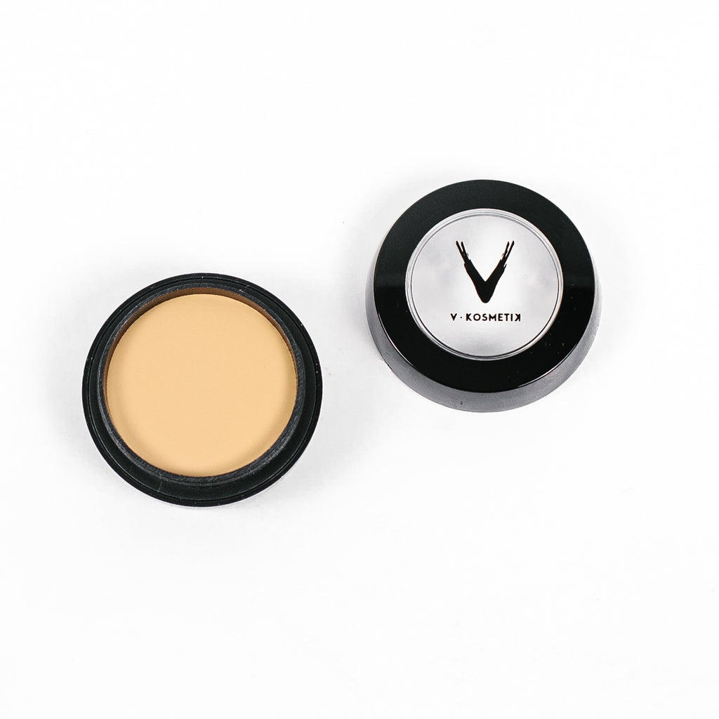 Full Coverage Cream Concealer- C3 WARM YELLOW