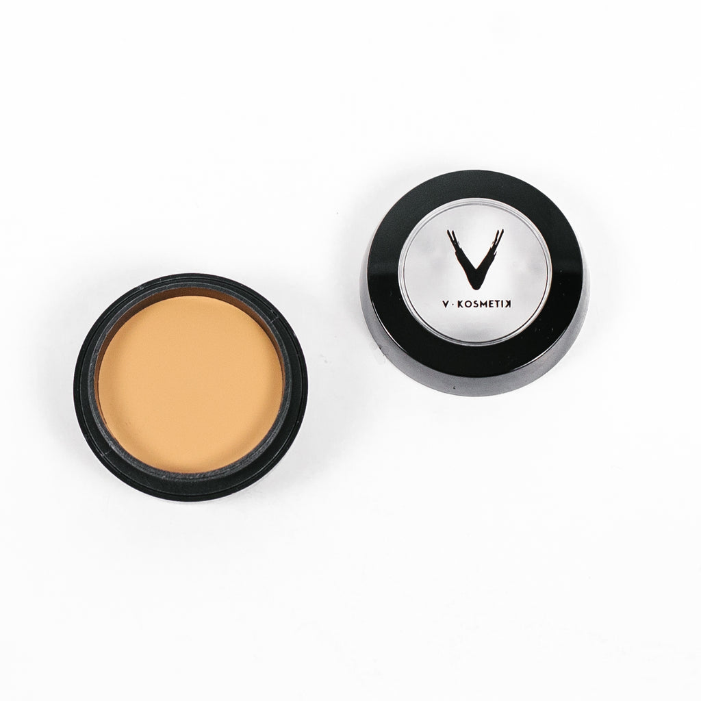 Full Coverage Cream Concealer- C57 WARM YELLOW
