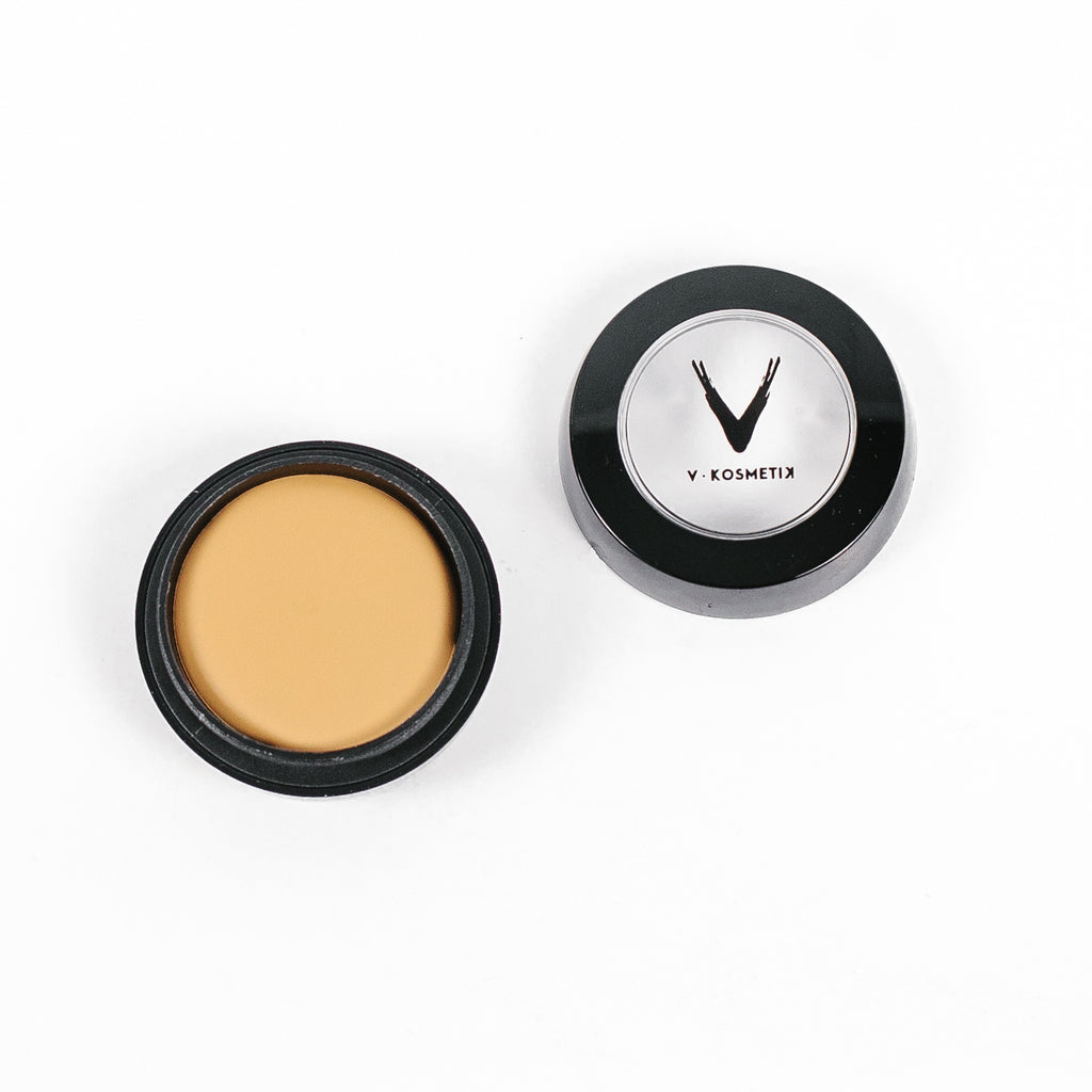 Full Coverage Cream Concealer- C8 WARM YELLOW