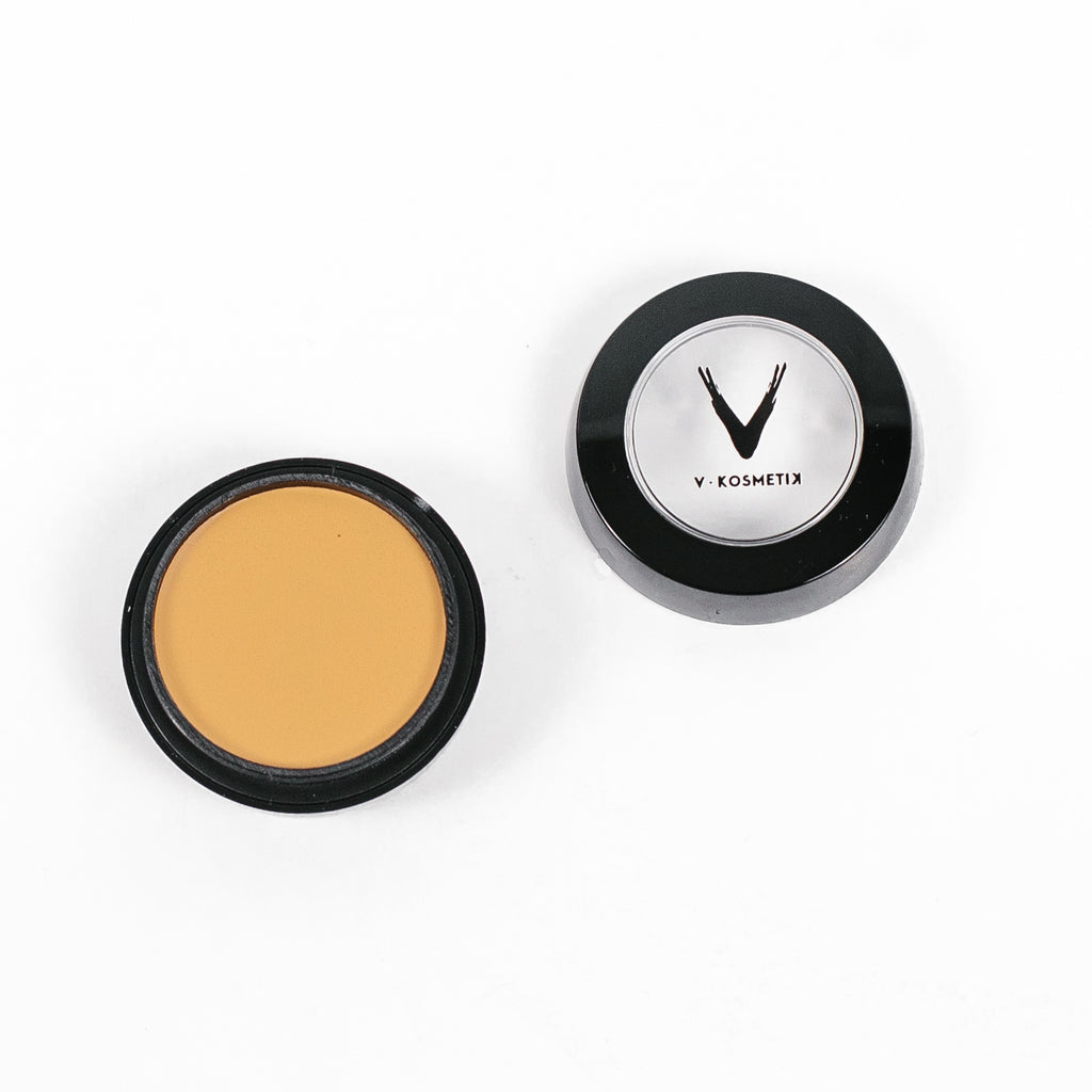 Full Coverage Cream Concealer- C85 WARM YELLOW