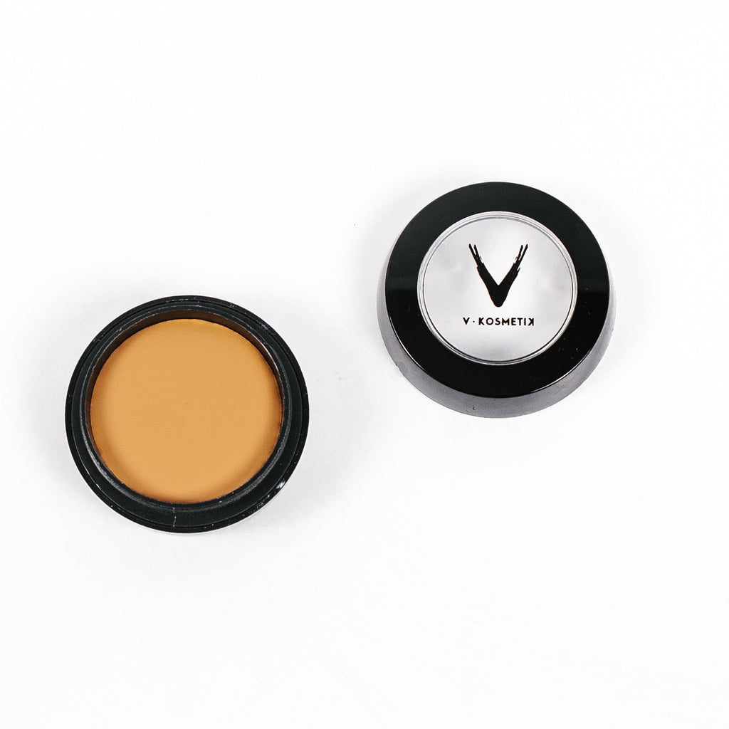 Full Coverage Cream Concealer- C9 WARM YELLOW