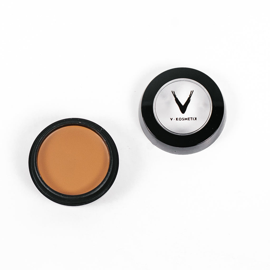 Full Coverage Cream Concealer- C10 WARM YELLOW