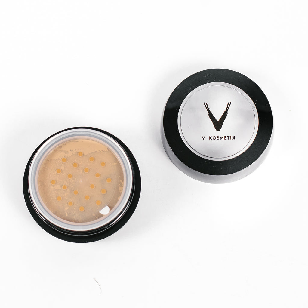 LOOSE POWDER C9 WARM YELLOW