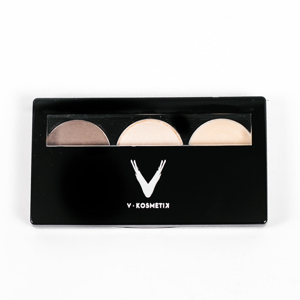 Eyebrow Powder Palette- V GODDES