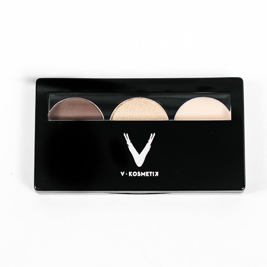 Eyebrow Powder Palette- V WOW