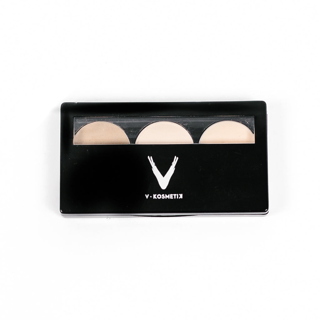 Eyebrow Powder Palette- V DARLING