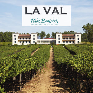 La Val winery DO Rías Baixas