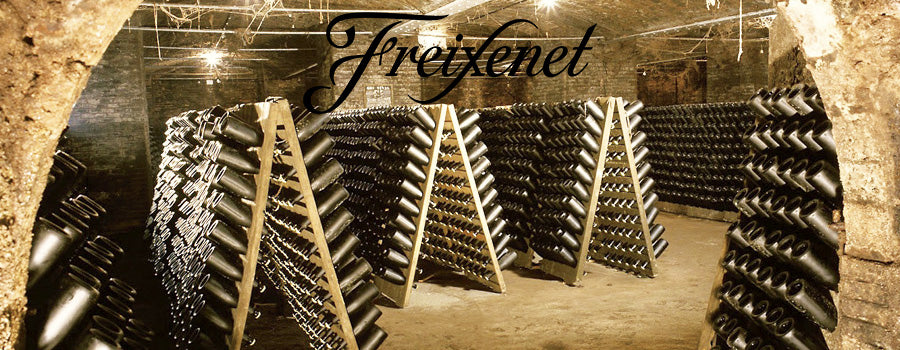 Freixenet wineries