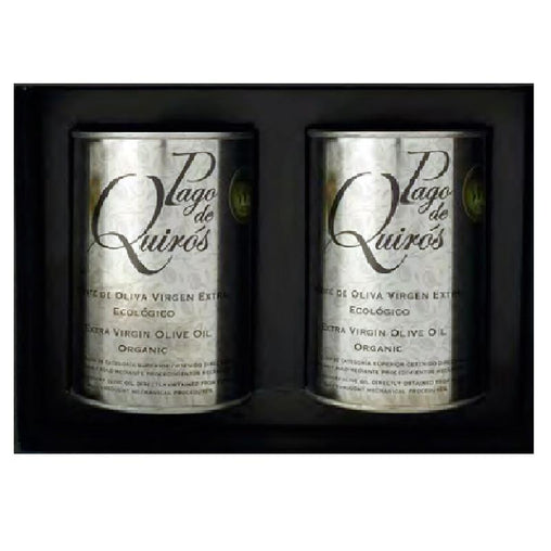 Olive oil Virgen Extra Ecological Pago de Quirós (Case 2 units) of Oleo Quirós