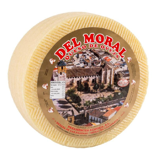 Sheep Cheese Del Moral de Pasamontes