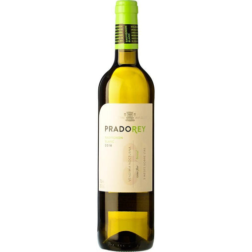 Spanish White wine Sauvignon Blanc 2018 of Pradorey