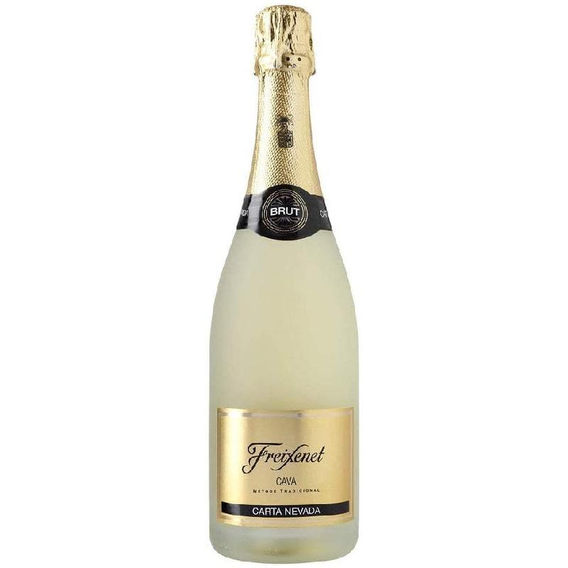 Cava Nevada Brut Brief van Freixenet