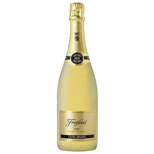 Cava Nevada droge brief van Freixenet