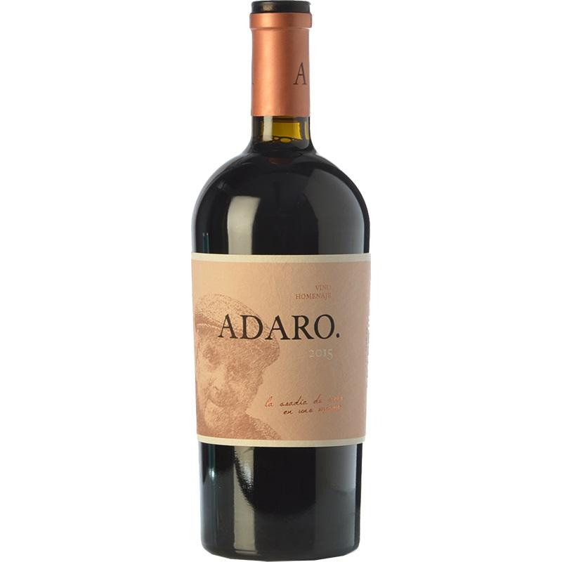 Adaro 2016 red wine from Pradorey
