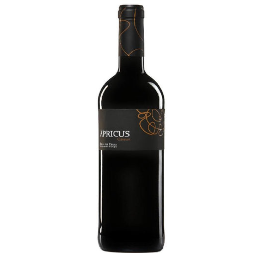 Apricus red wine Crianza 2014 of Briones Baniandres