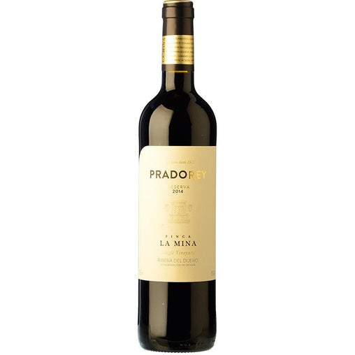 Red wine Finca La Mina (Reserva 2015) of Pradorey