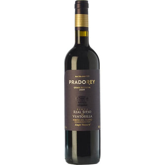Red wine Finca Real Sitio de Ventosilla (Gran Reserva 2009) of Pradorey