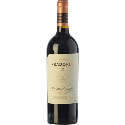Red wine Finca Valdelayegua 2016 de Pradorey