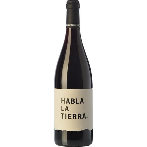 Red wine Habla Earth 2018 of Habla