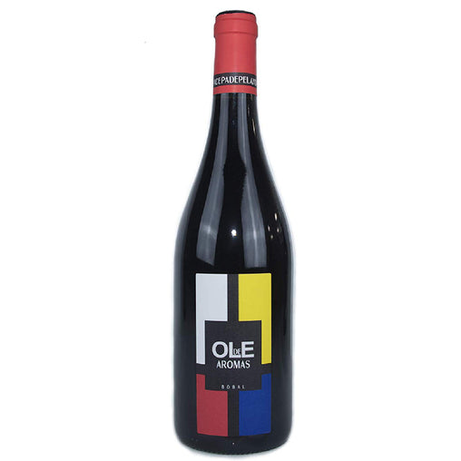 Ole de Aromas 2017 red wine from La Cepa de Pelayo