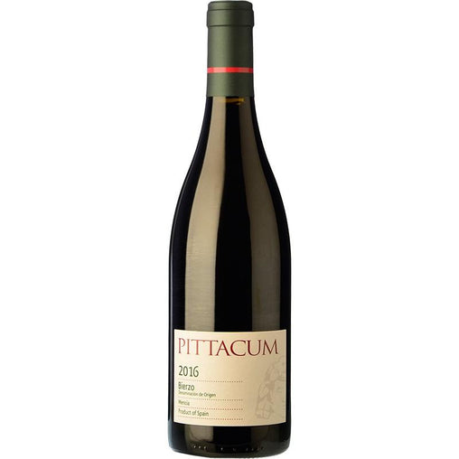 Red wine Pittacum Barrica 2016 from Terras Gauda