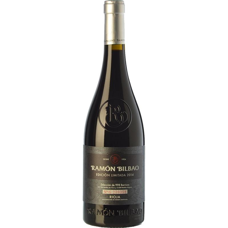 Red wine Ramón Bilbao 2016 Limited Edition of Ramón Bilbao