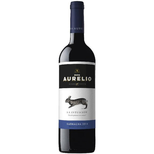 Don Aurelio red wine Garnacha The Intuition of Navarro López