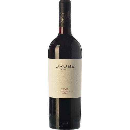 Orube red wine Crianza 2016 of Solar Viejo