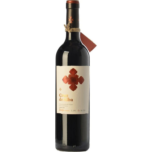 Cruz de Alba red wine Crianza 2016 of Ramón Bilbao