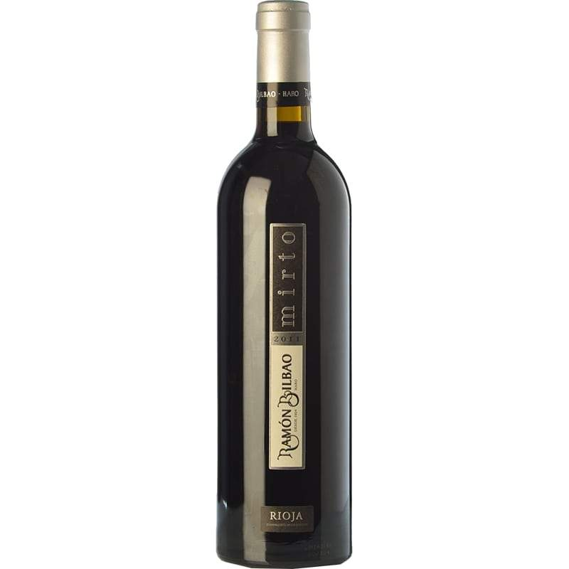 Mirto Madera 2014 red wine from Ramón Bilbao