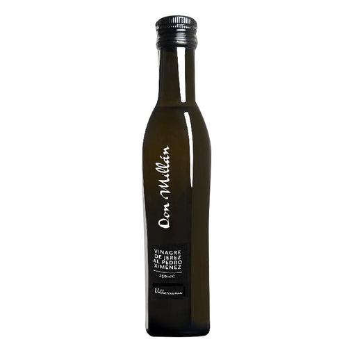 Sherry vinegar to Pedro Ximenez Don Millán de Valderrama