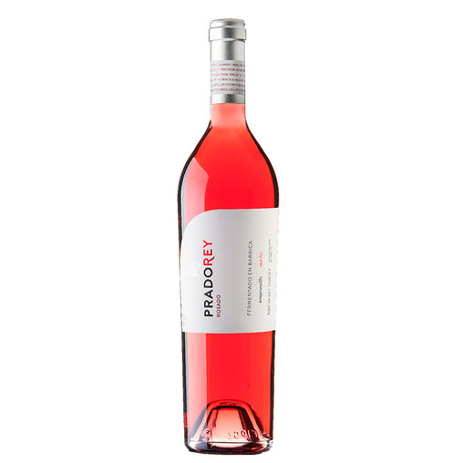 Fermented rosé wine in 2018 barrel Pradorey