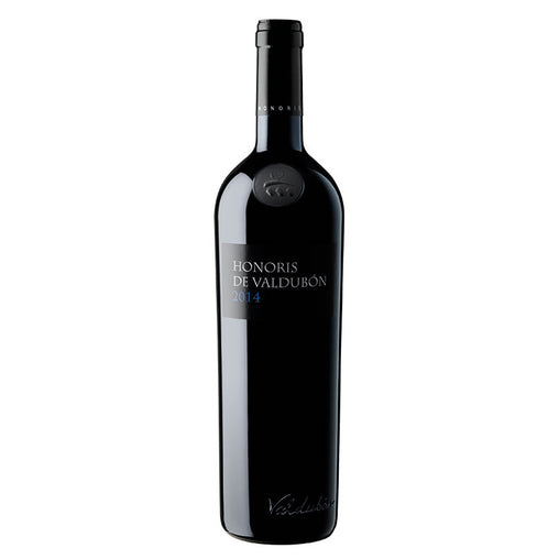 Honoris red wine from Valdubón 2014 of Valdubón