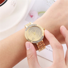 Load image into Gallery viewer, Joneo Luxury Quartz  Bracelet Women Crystal Watch