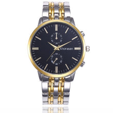 Load image into Gallery viewer, Benny Mens Wrist Watches Top Brand Luxury Stainless Steel Quartz