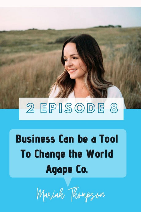 Business can be a Tool to do Good in the World!