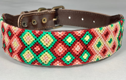 One-of-a Kind Large Dog Collar