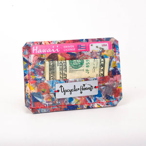 Upcycled-Plastics Wallet