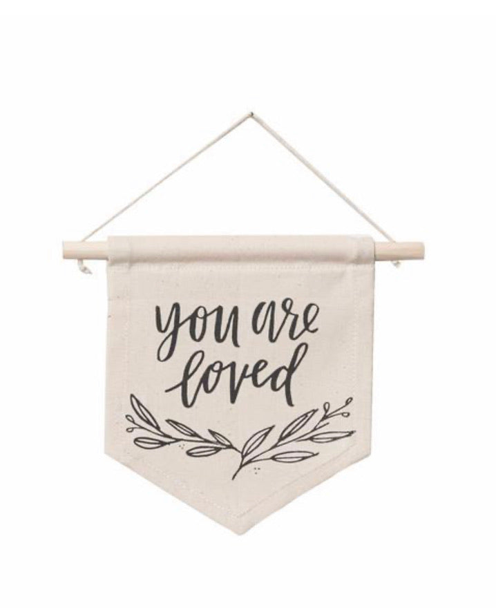 You Are Loved Banner