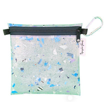 Load image into Gallery viewer, Plastic-Fetti Zipper Pouches