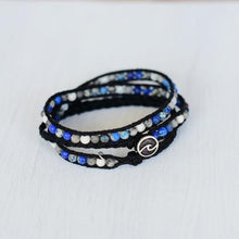 Load image into Gallery viewer, Shimmy Bracelets: Midnight Magic
