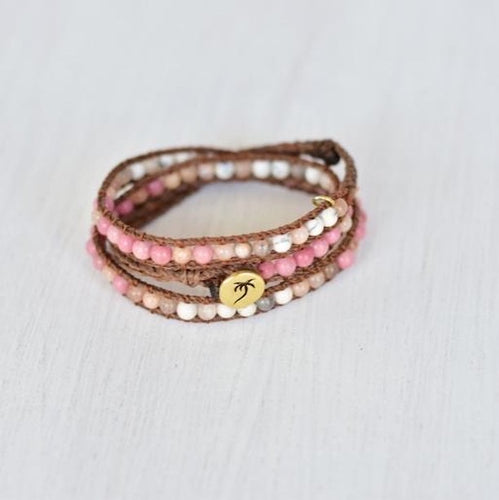Shimmy Bracelets: Strawberry Chocolate