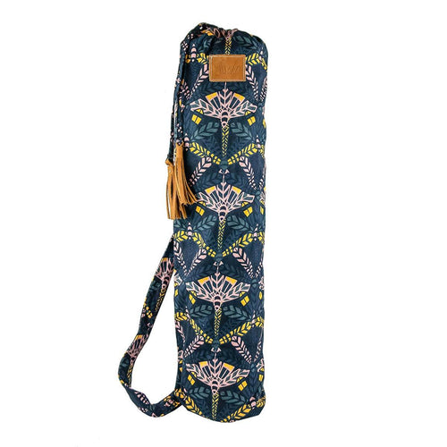 Yoga Mat Bag in Pluime